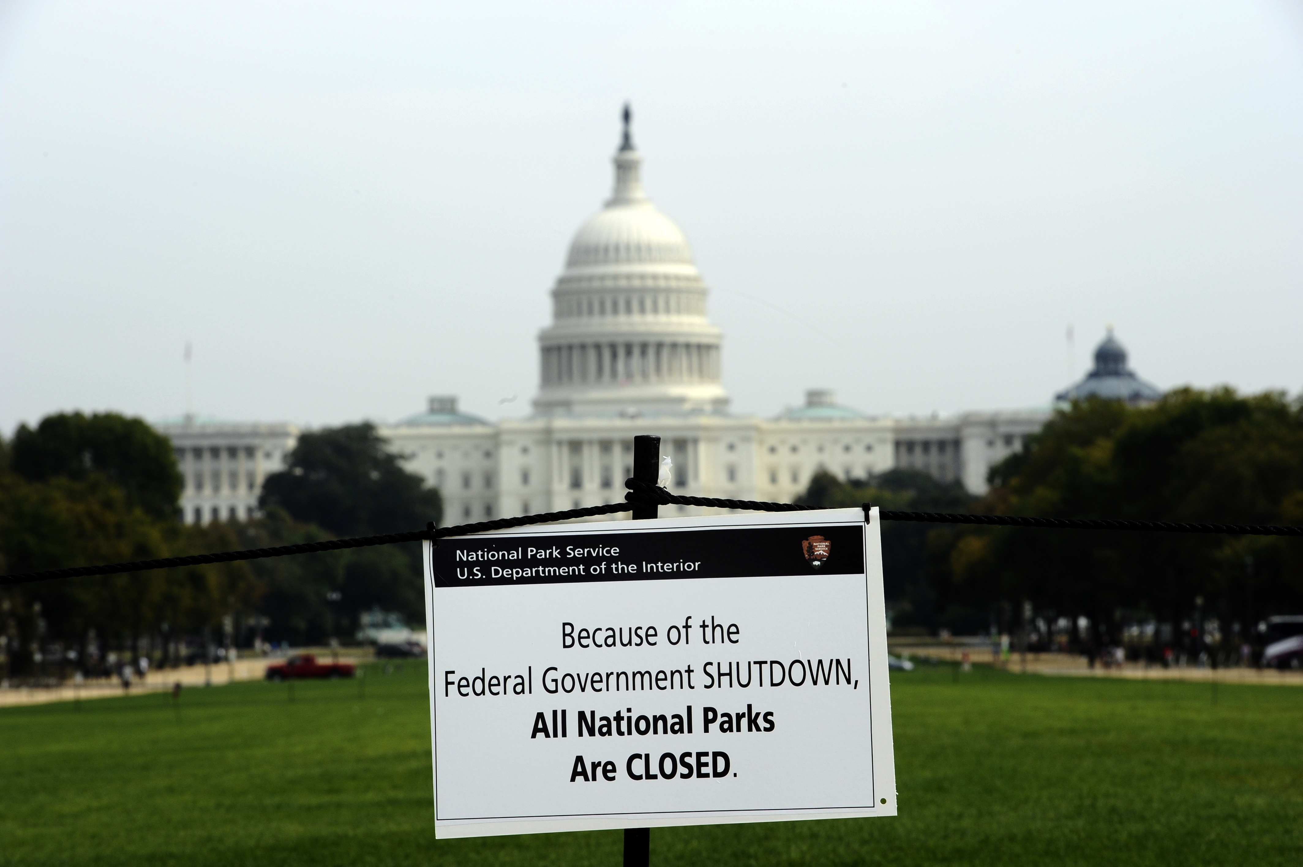 government shut down Us president donald trump said on sunday he would allow the federal  government to shut down if democrats do not fund his border wall and.