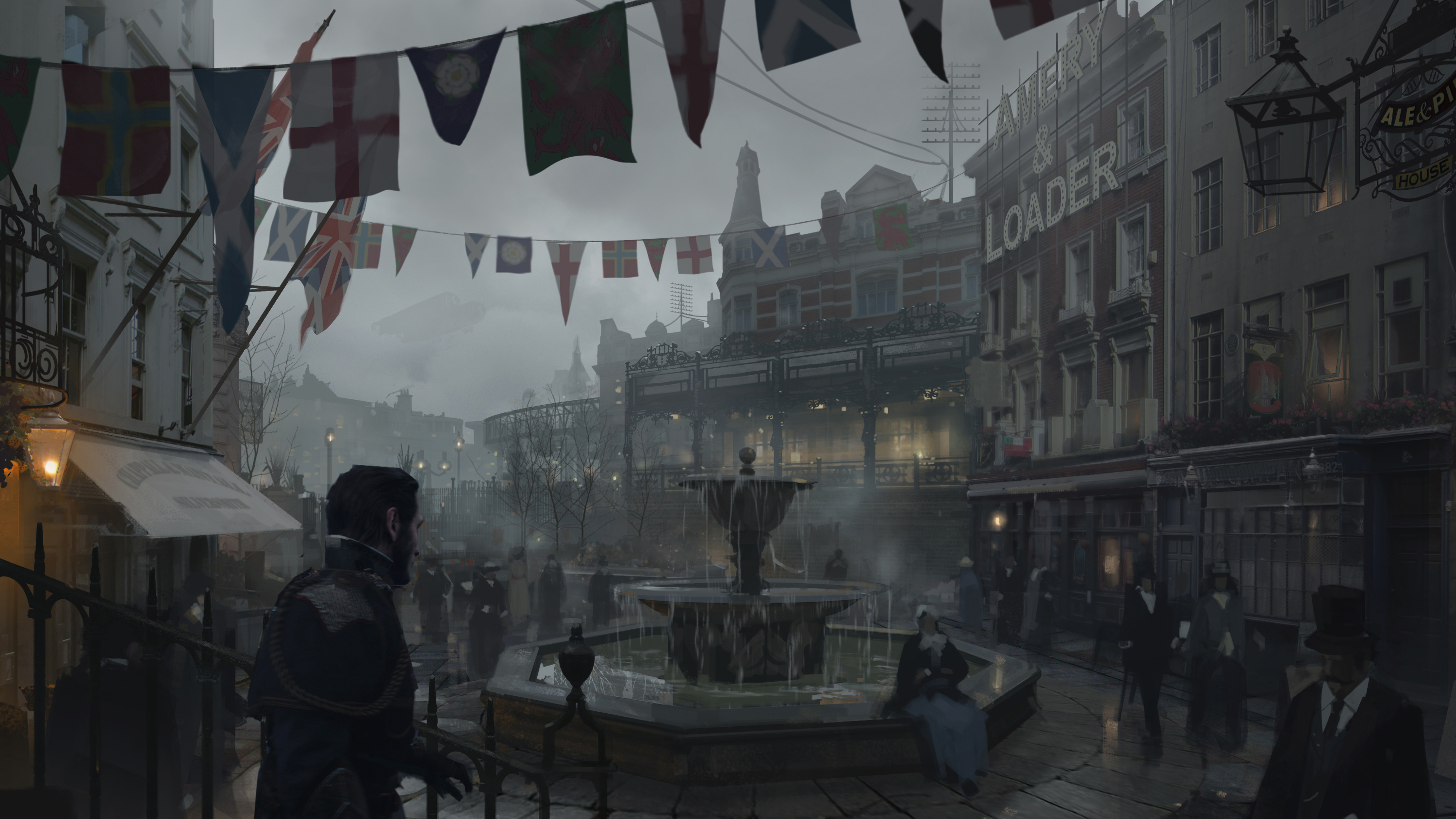 Save Victorian London from a werewolf infestation in The ...