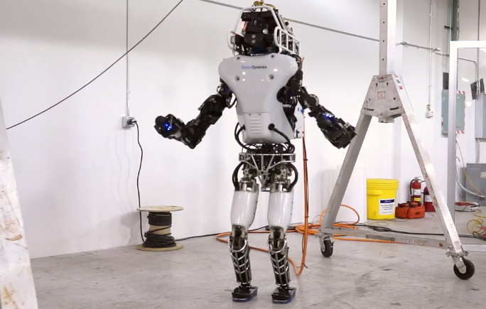 Boston Dynamics' Redesigned Atlas Robot Is 75 Percent More