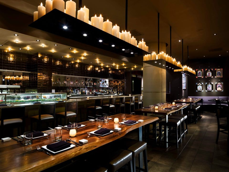 Zentan Restaurant Week Menu