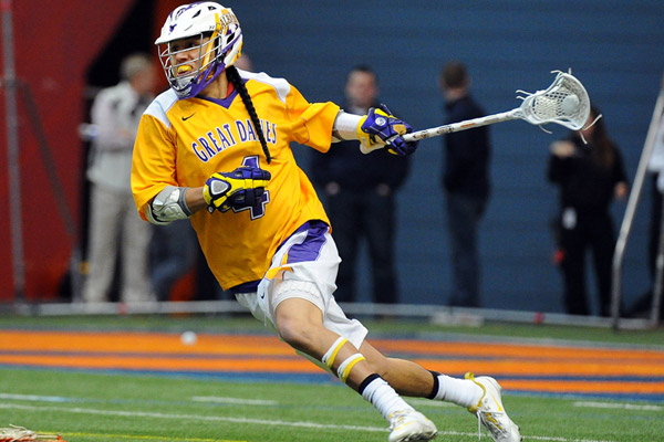 High Point Lacrosse >> Florida Launch Make Lyle Thompson First Pick in 2015 MLL Draft - College Crosse