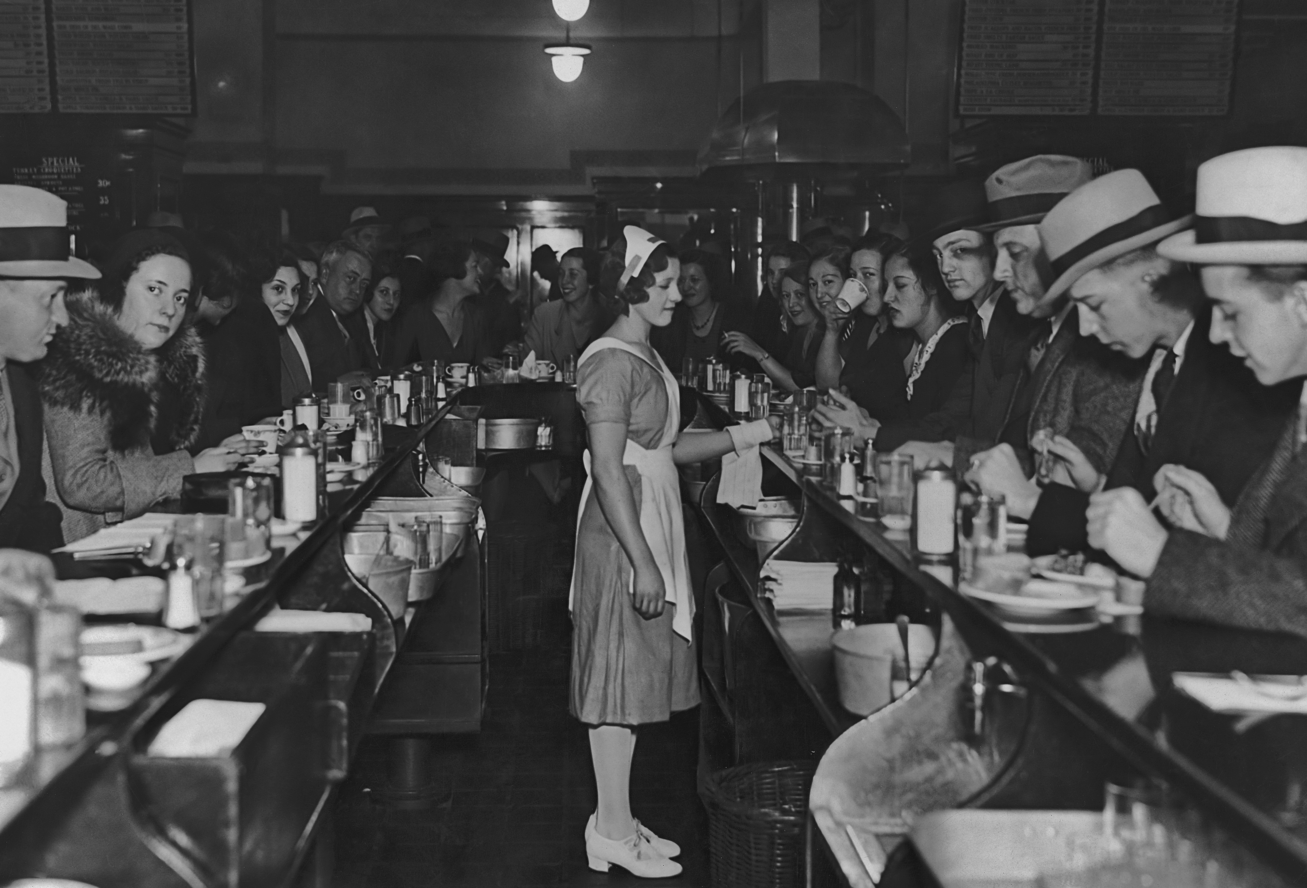 How Diner Waitress Uniforms Have Evolved From Scandalous