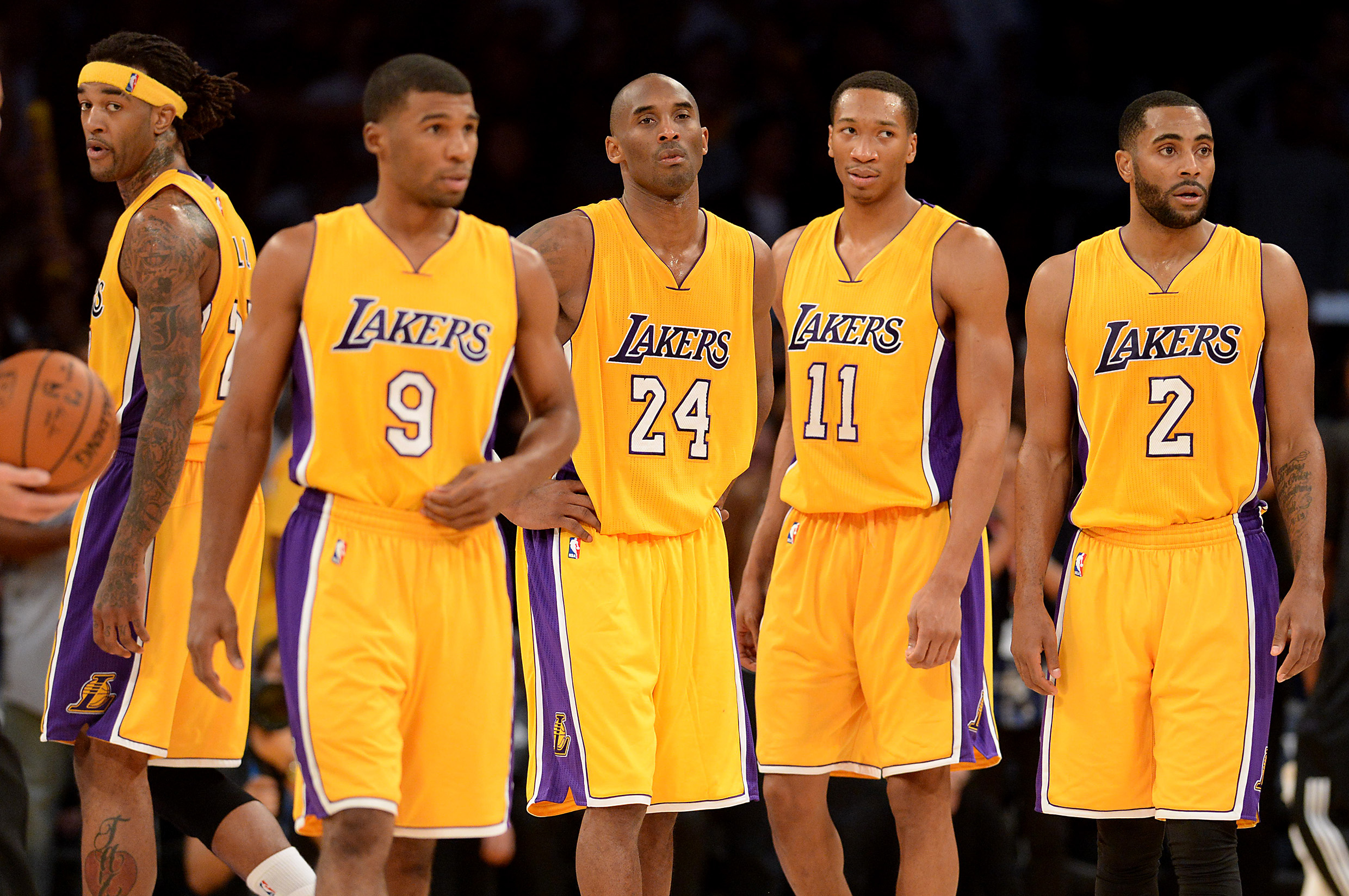 Nba Basketball Los Angeles Lakers: The '14-15 Los Angeles Lakers Trade Deadline Value