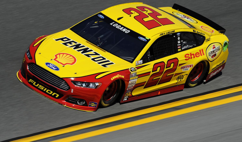 NASCAR, Joey Logano