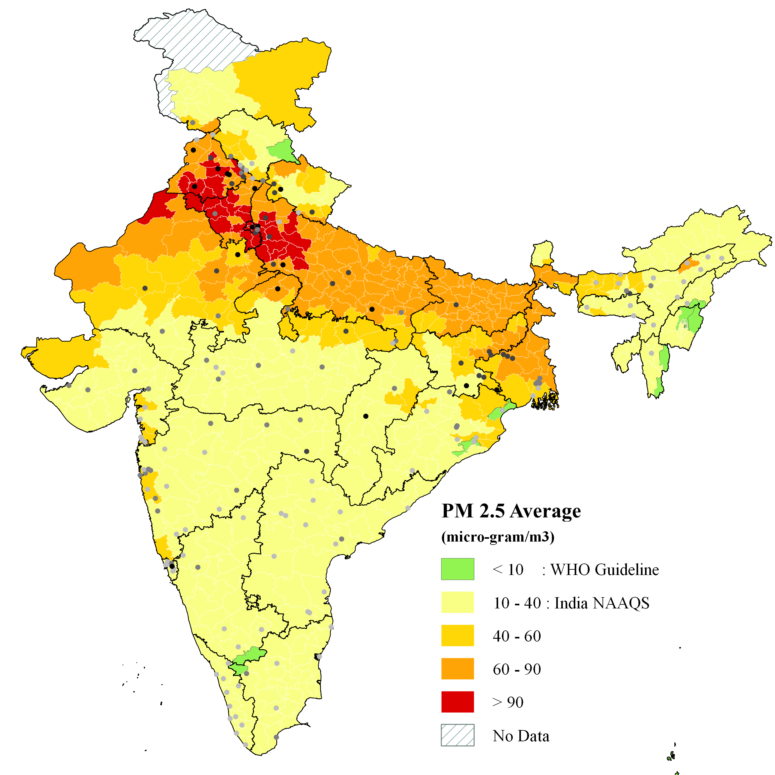 air pollution statement of the problem
