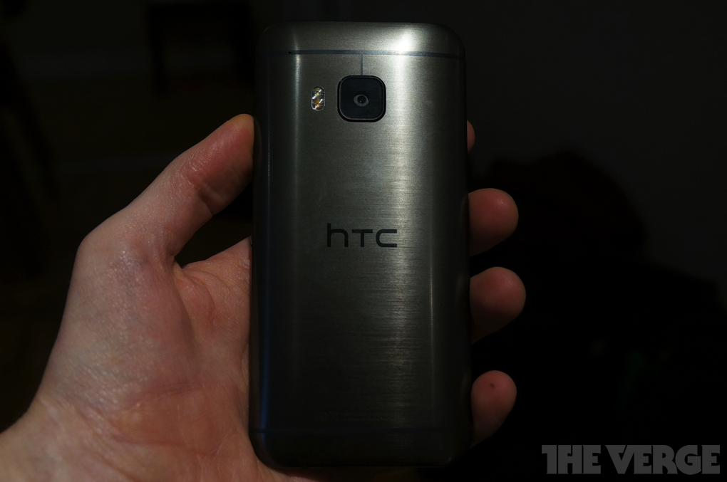 HTC's One M9 is the world's most beautiful disappointment | The Verge