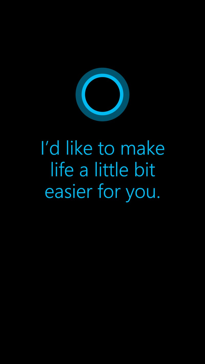 report  cortana will plug into android and ios