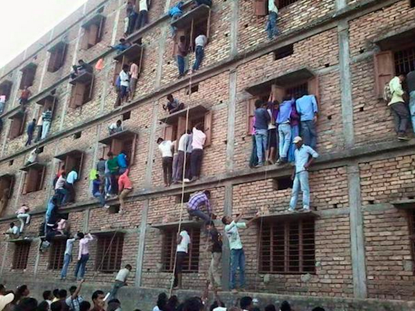 india cheating