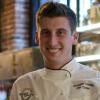 Chris Coombs burger week portrait
