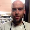Matt Foley burger week portrait