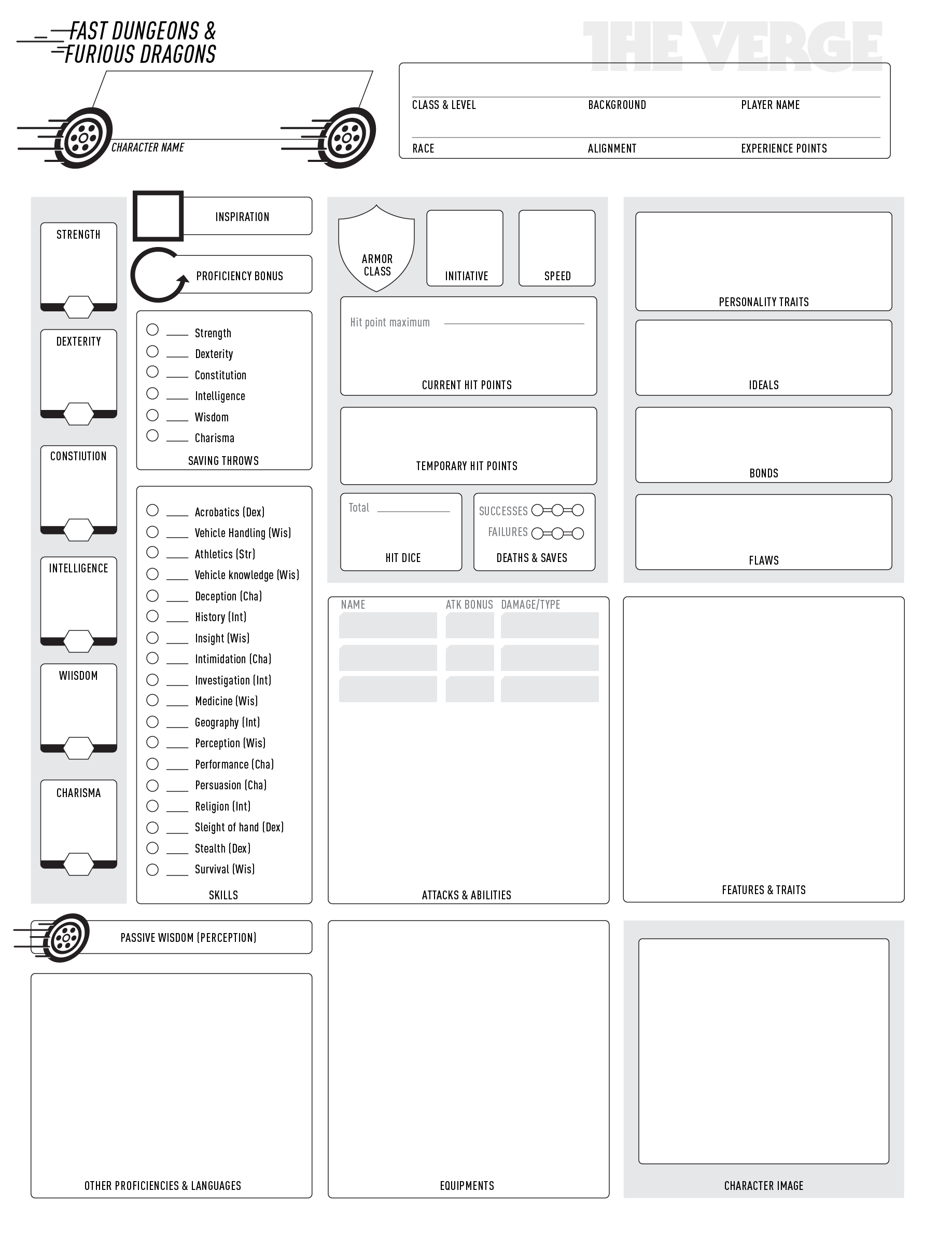 dungeons and dragons 5th edition character sheet pdf. Black Bedroom Furniture Sets. Home Design Ideas