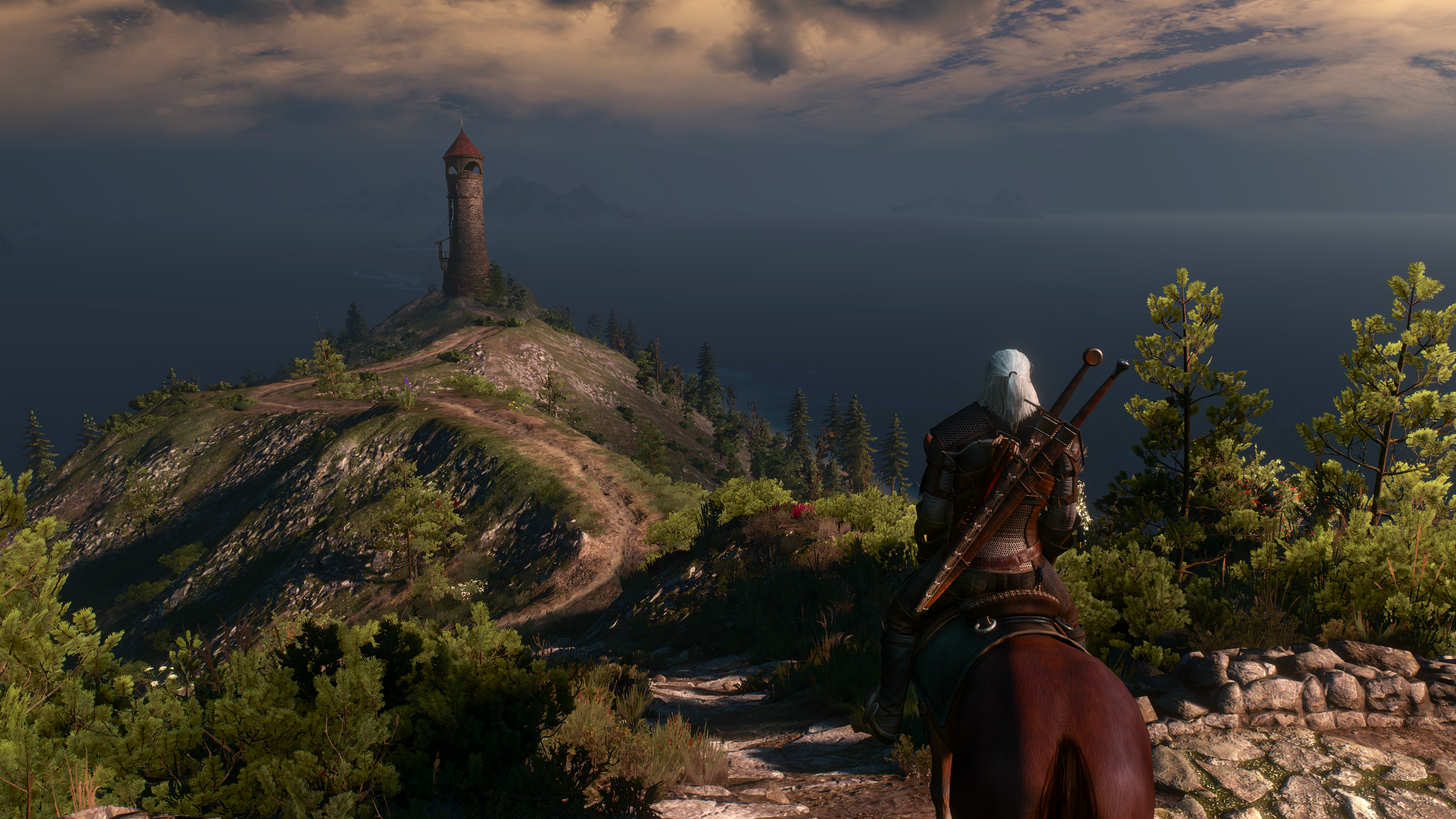 Building The Witcher 3 s huge wild fantasy world The Verge