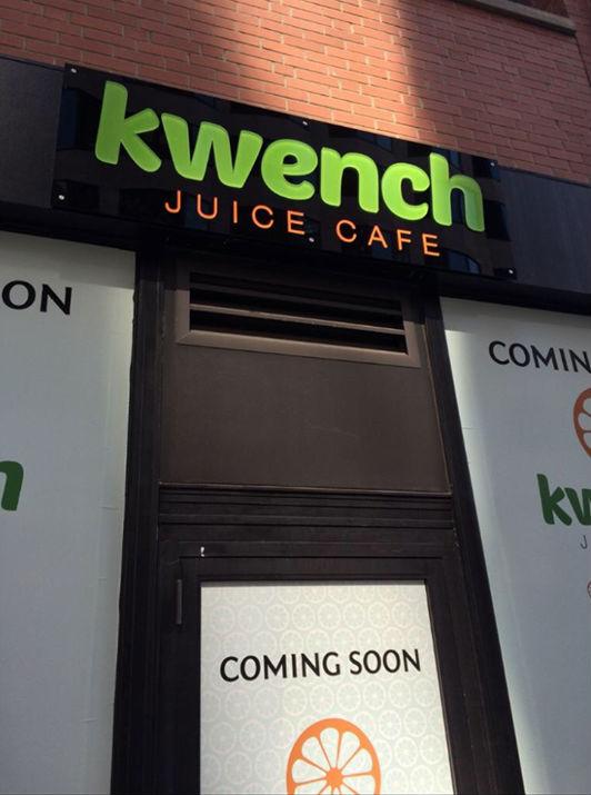 Kwench Juice Cafe