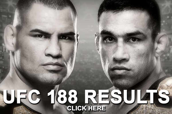 UFC 188 Results