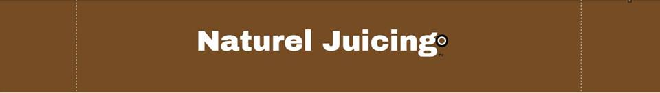 Naturel Juicing logo