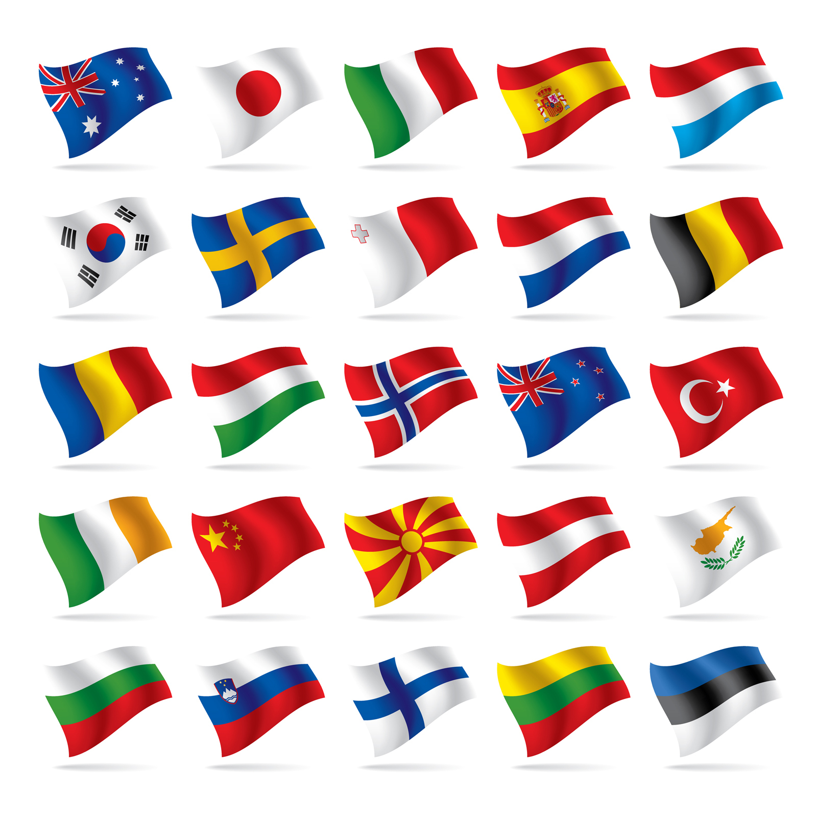There's now iOS emoji for every national flag in the world - Vox