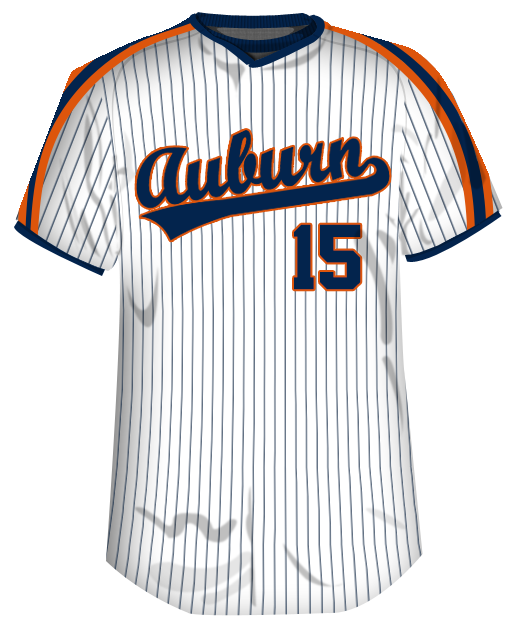 Redesigning The Auburn Baseball Uniform Part 2 The Concepts