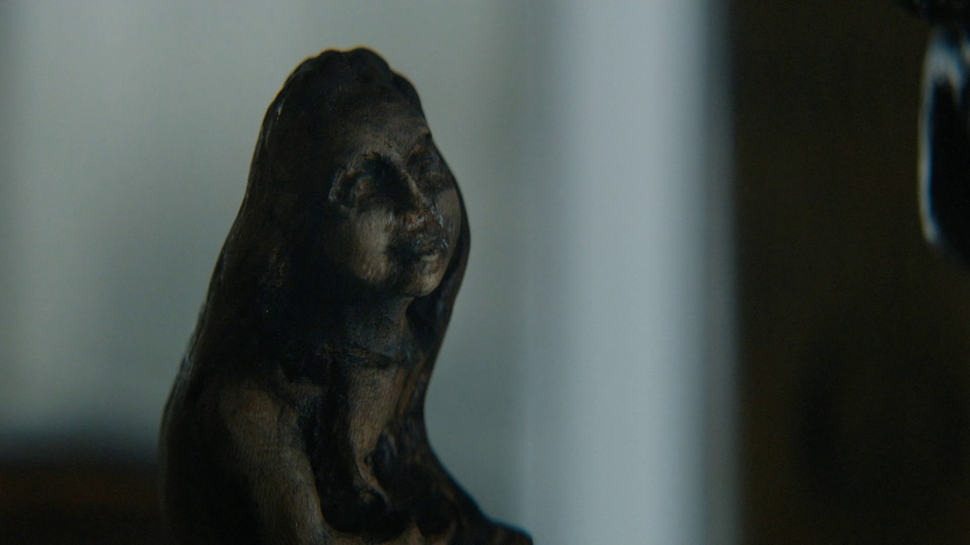 A statue that belonged to Ani's mother