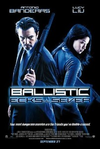 Ballistic Ecks vs Sever