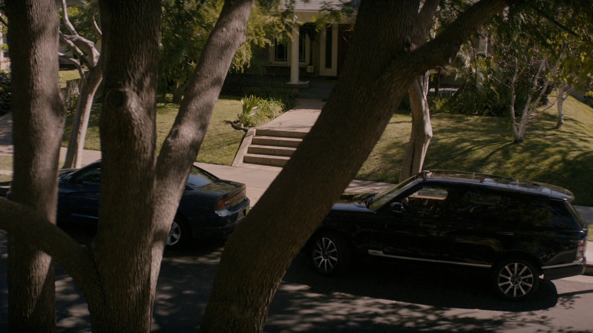 The first shot of episode six