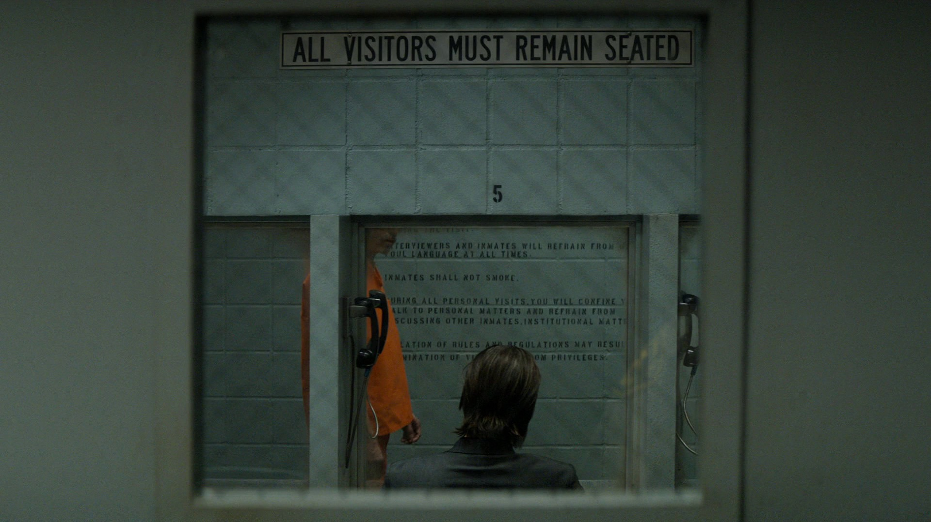 Ray in prison