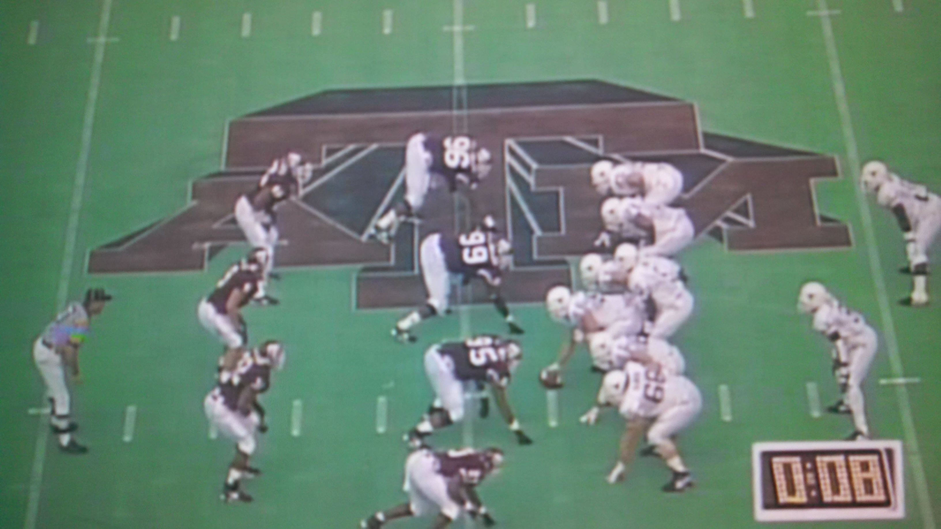 Kyle Field 3d Logo From 1995 Good Bull Hunting