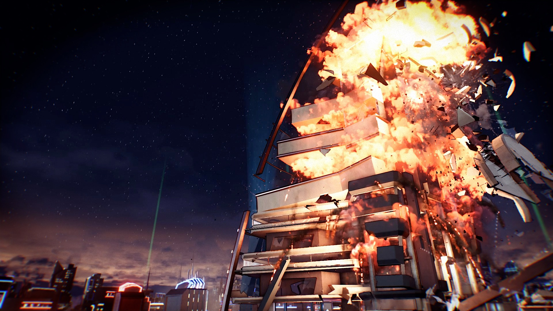 [WoA] Les Atlantes Rebelles attaquent Coast City ! Crackdown-3-multi-explosion.0