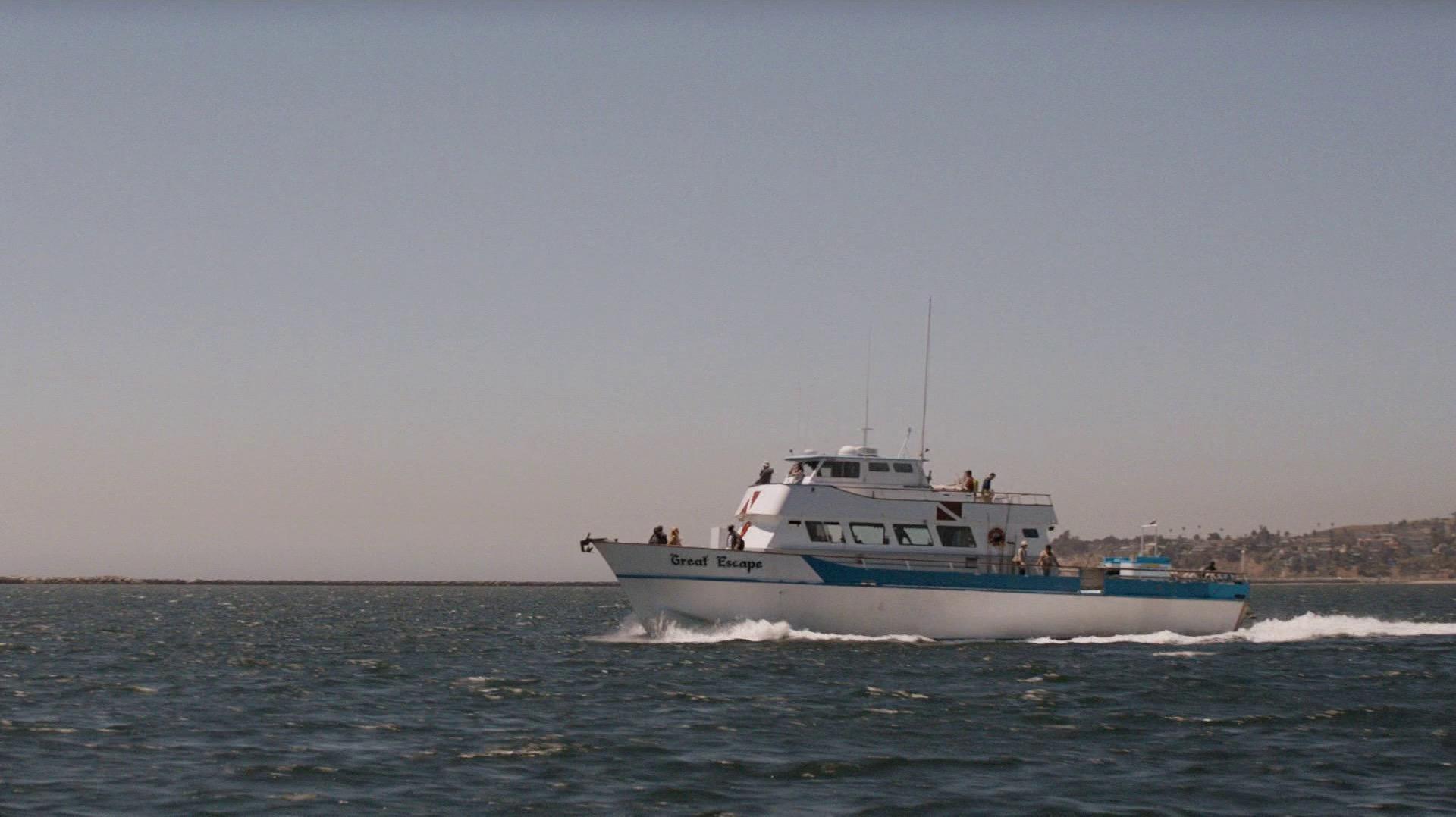 The great escape boat