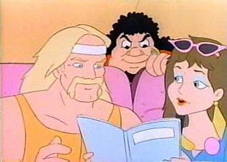 Hulk Hogan Rock N Wrestling Intro