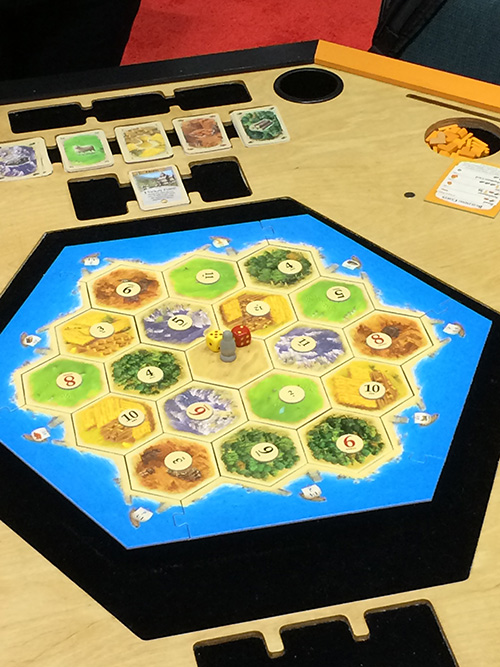 Lords of Catan