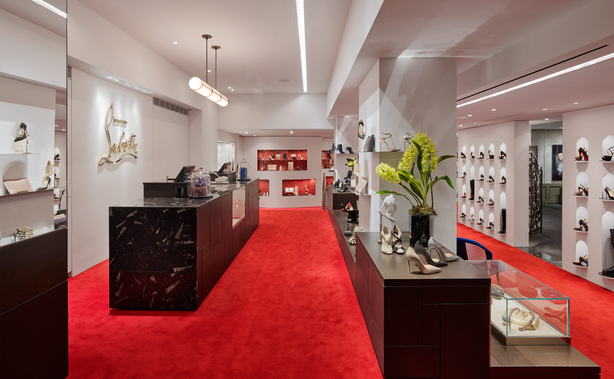 christian louboutin paris head office