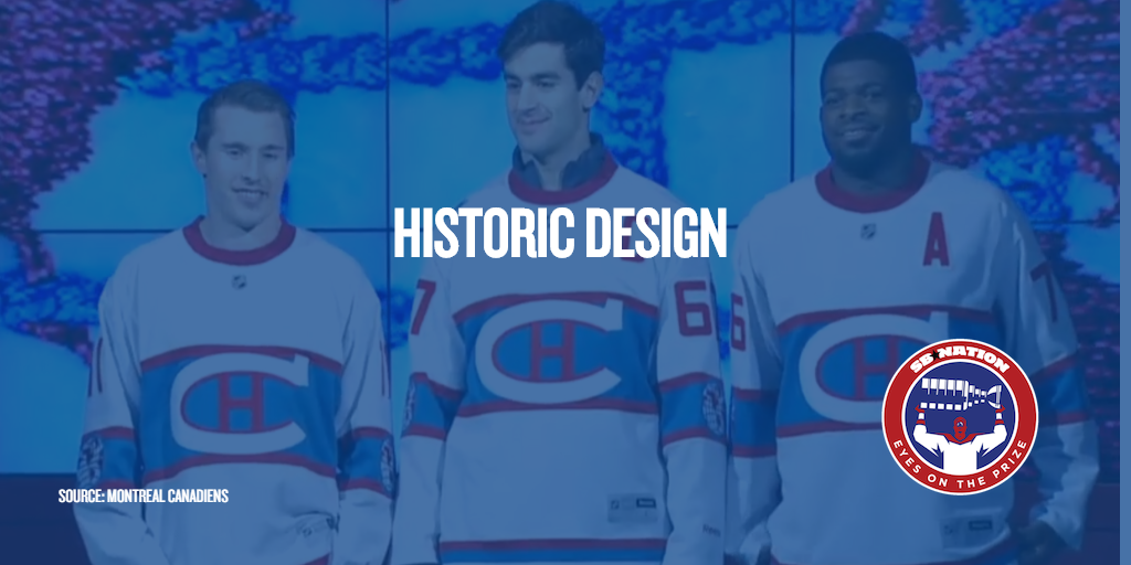 50959a9fac9 Canadiens unveil their 2016 Winter Classic jerseys - Eyes On The Prize