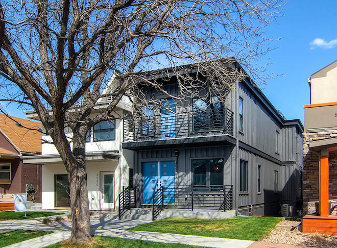 Ultra luxe shipping container home in denver wants 749k curbed - Shipping container homes chicago ...
