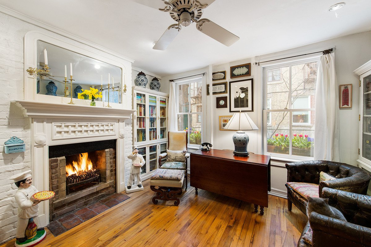 Wee West Village Apartment Hidden From Street Asks 625k