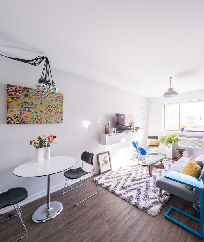 how to live large in a 500 square foot studio apartment curbed chicago