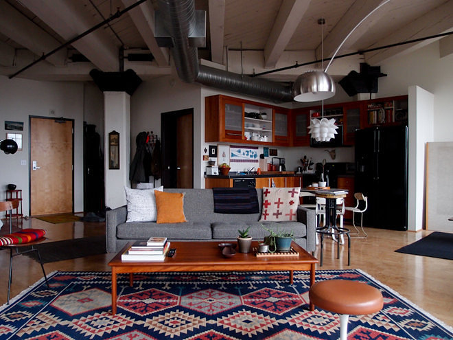 Mid century decorating ideas for small apartments