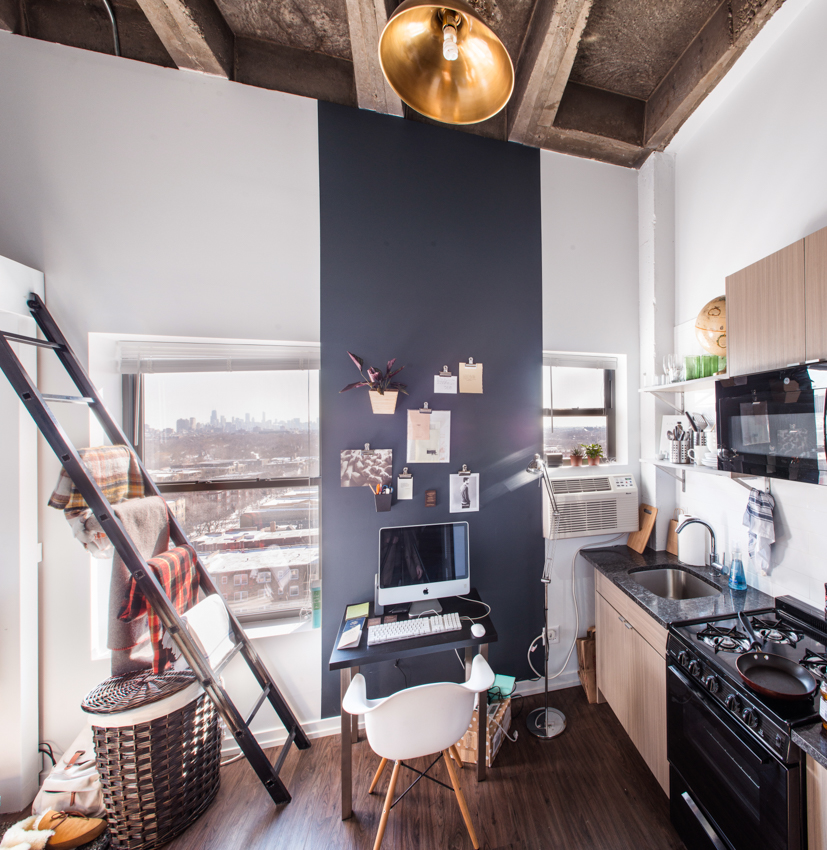 What It's Really Like To Live In A 300 Square Foot Micro