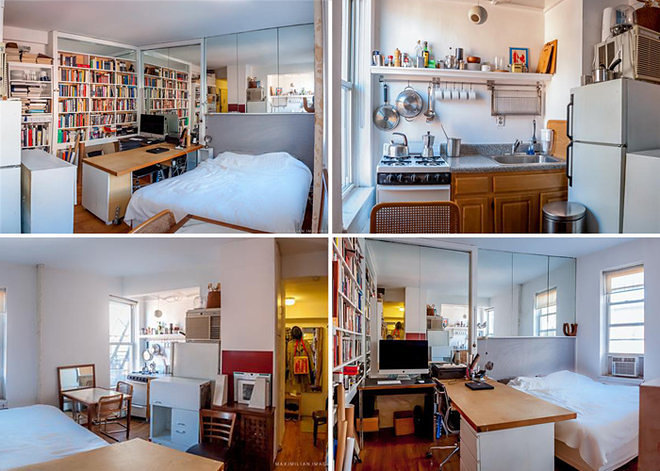New York City 39 S 14 Most Famous Micro Apartments Curbed Ny