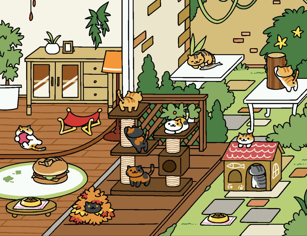 the best games for your new iphone ipad or android phone the verge neko atsume ios android