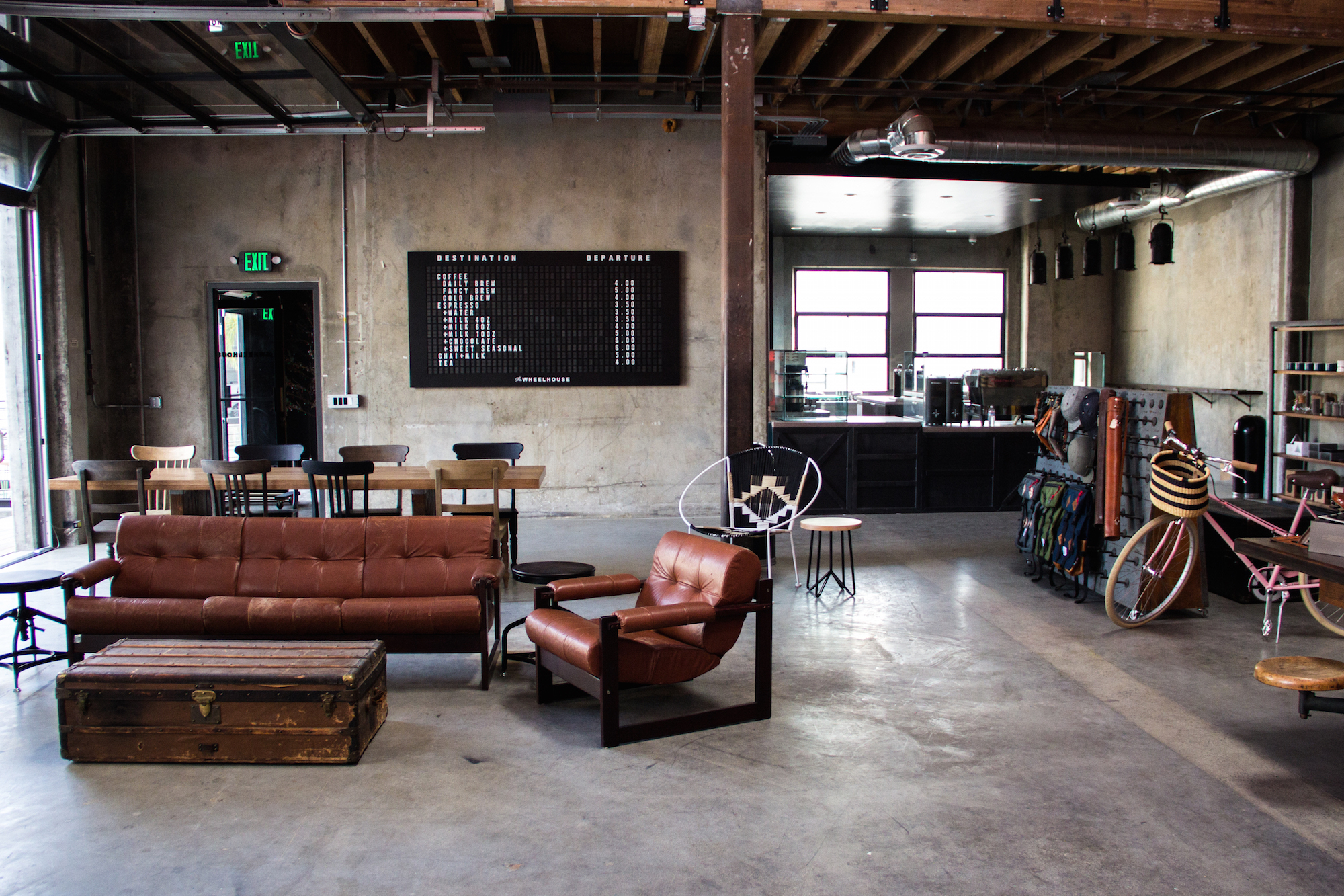 the wheelhouse brings tyler wells backed coffee and superba pastries to arts district eater la. Black Bedroom Furniture Sets. Home Design Ideas