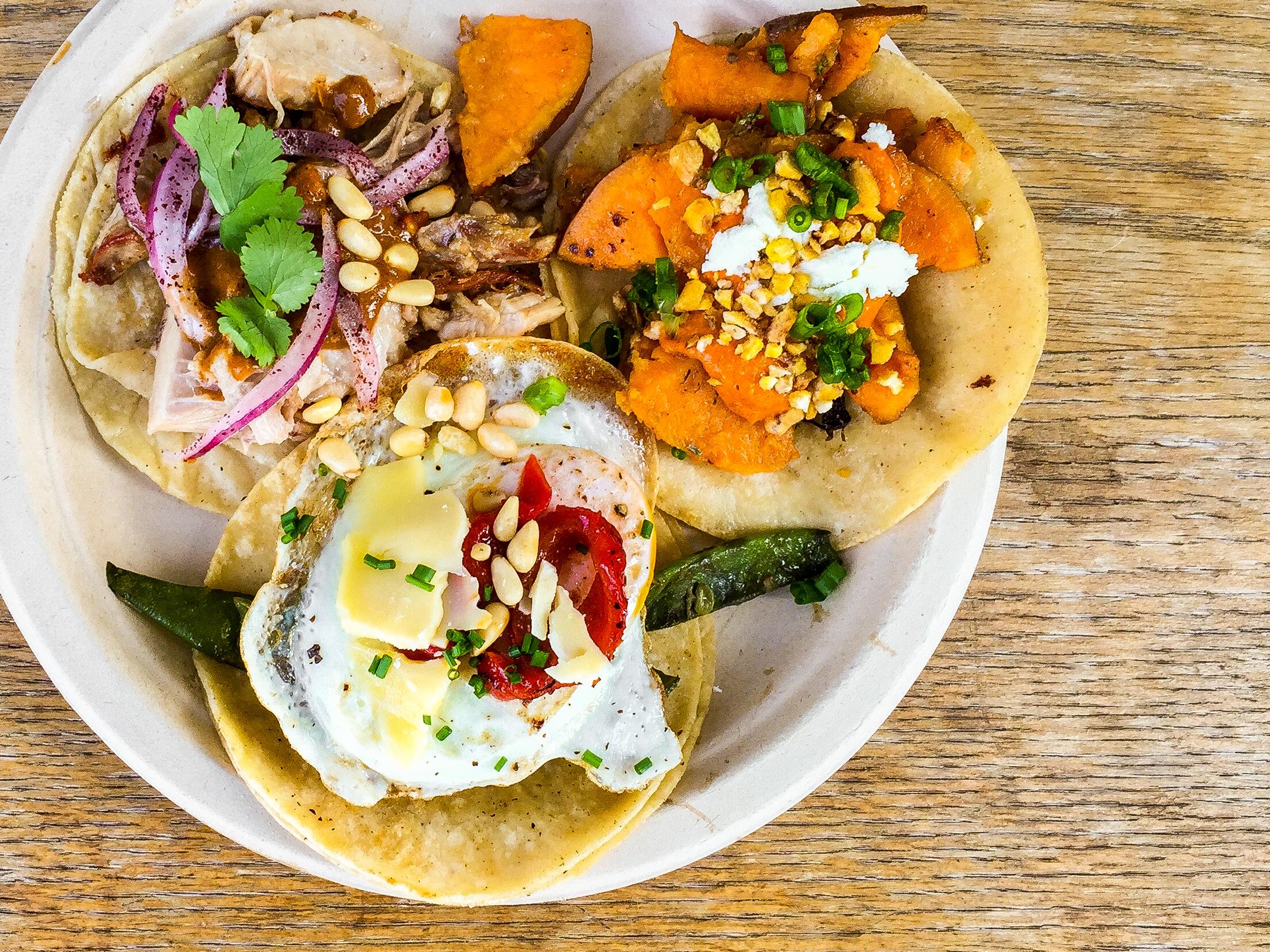 Guerilla Tacos Food Truck