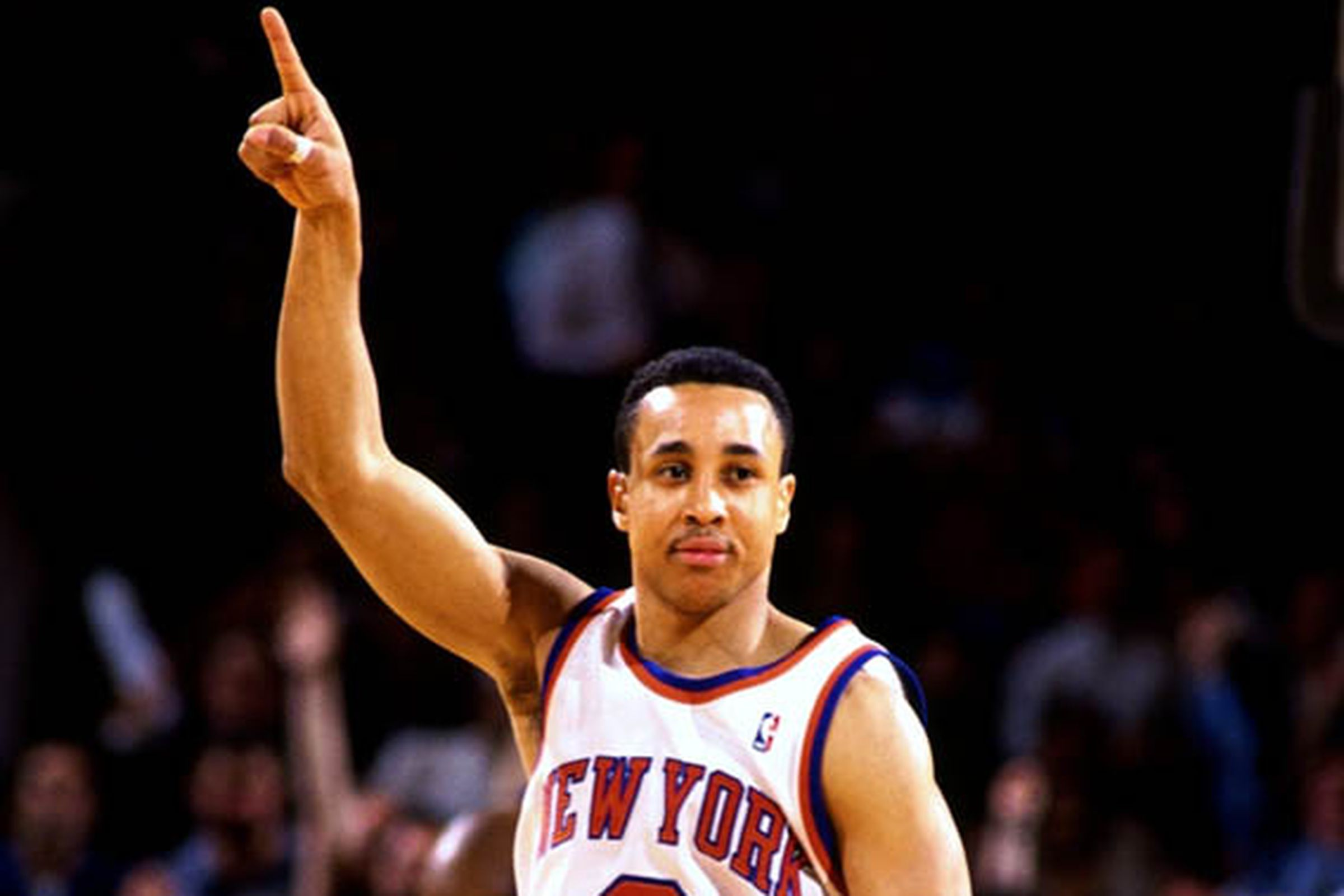 John Starks Inducted into TPS Hall of Fame Cowboys Ride For Free
