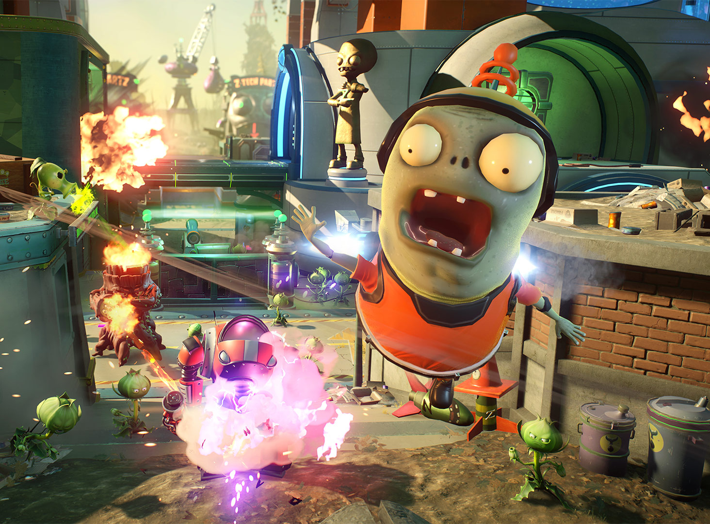 Plants vs zombies garden warfare 2 review polygon - Plants vs zombies garden warfare 2 review ...