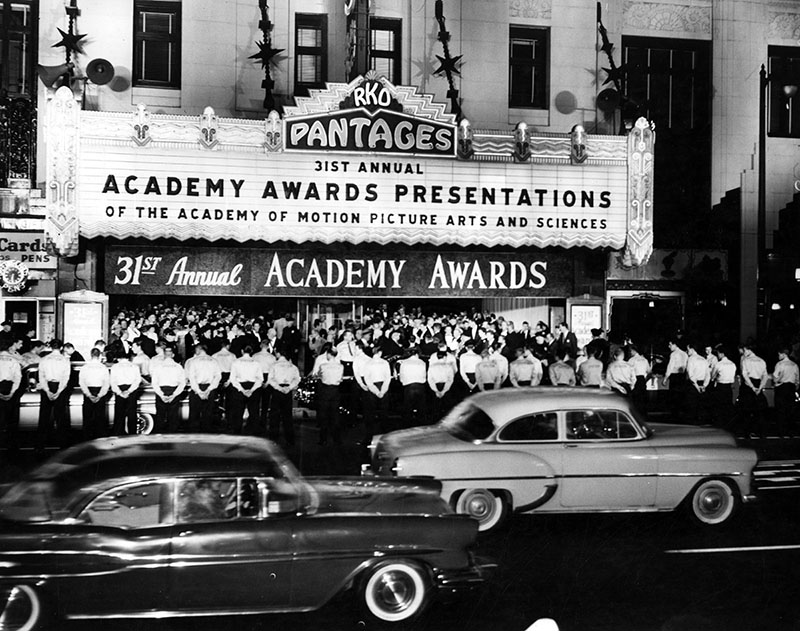 how the oscars spent 73 years looking for a home curbed la
