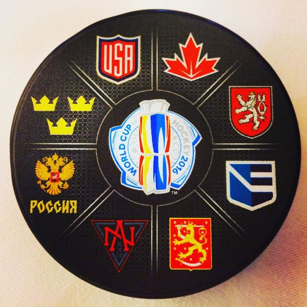 Heres Our First Look At All Eight Logos For The World Cup Of Hockey