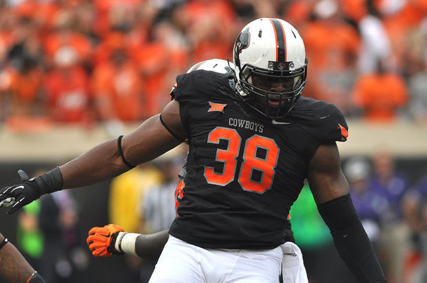 Emmanuel Ogbah: Panthermania Draft March Madness