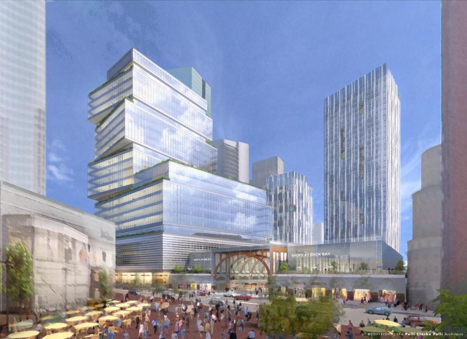 We've known for quite some time that Boston Properties, the developer  behind several projects, including that ginormous TD Garden to-do, wanted  to build a ...