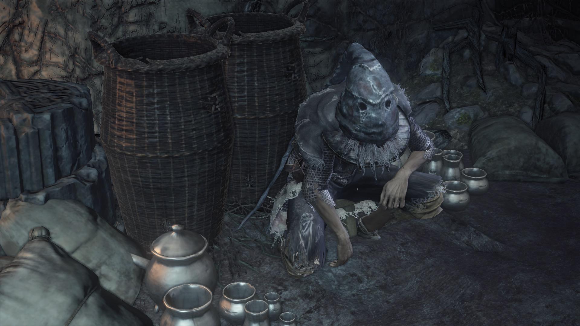 Dark Souls 3 Greirat