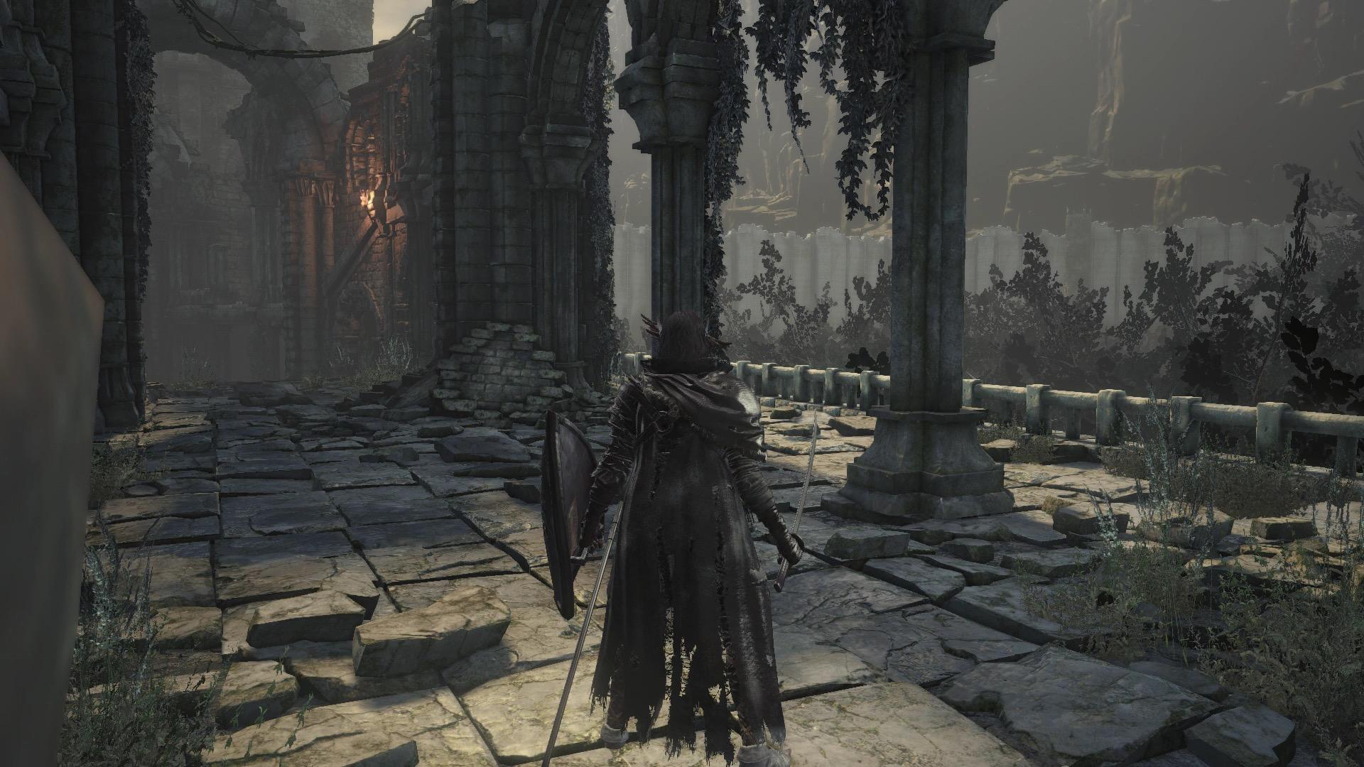 Dark Souls 3 Road Of Sacrifices Walkthrough Polygon