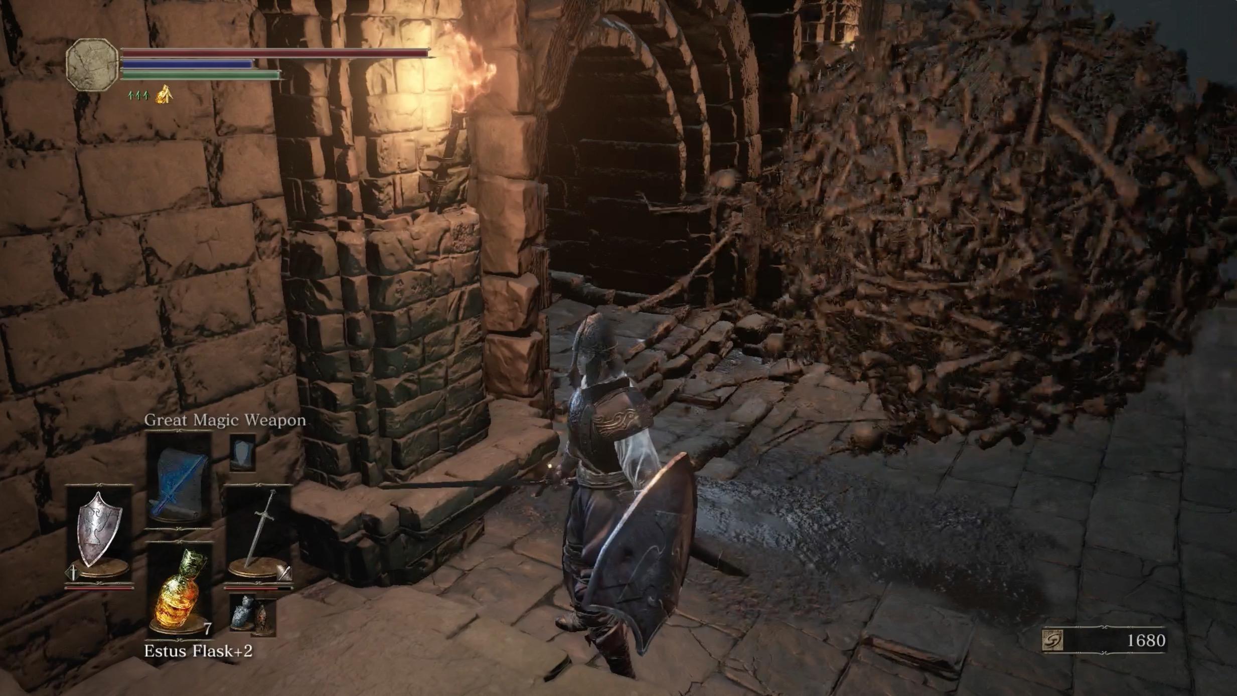 Dark Souls 3: Catacombs Of Carthus Walkthrough   Polygon